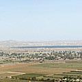 Golan Heights by Ilan Rosen