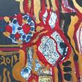 Gold-abstract-1 by Katerina Stamatelos