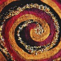 Gold And Glitter 56 by Sarah Loft