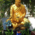 Gold Buddha 4 by Ron Kandt