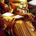 Gold Buddha 5 by Ron Kandt