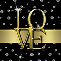 Gold Love  by Anne Kitzman