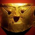 Gold Mask by Scott Kemper