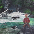 Gold Panning by Aleta Parks