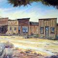 Gold Point Nevada by Evelyne Boynton Grierson