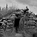 Gold Rush Cabin - Yukon by Juergen Weiss
