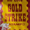 Gold Strike Stamps by Tikvah's Hope