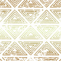 Gold Tribal by Susan Link