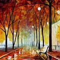 Golde Park by Leonid Afremov