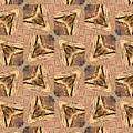 Golden Arrowheads by Maria Watt