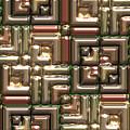 Golden Box 02 by Carlos Diaz