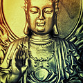 Golden Buddha by Angela Doelling AD DESIGN Photo and PhotoArt