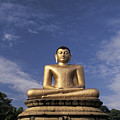 Golden Buddha by Larry Dale Gordon - Printscapes