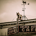 Golden Burro Cafe 2 by Ashley M Conger