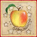 Golden Delicious Two by Linda Mears