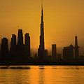 Golden Dubai by Fayez Alnaqbi