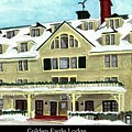 Golden Eagle Lodge by Tina Newcomb