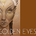 Golden Eyes by Amanda Warin