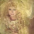 Golden Fairy by Angel Ciesniarska