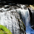 Golden Falls, Oregon by Adam Norman