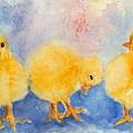 Golden Fluff by Anna Jacke