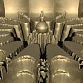 Golden Fractal #1 by Phil Perkins