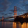 Golden Gate 2 by Darrel Giesbrecht