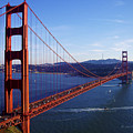 Golden Gate Afternoon by Brian Tada
