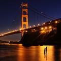 Golden Gate Bridge 1 by Vivian Christopher