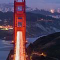 Golden Gate Bridge by Alexis Birkill
