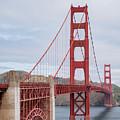 Golden Gate Bridge by Andrew Hollen