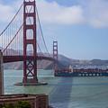 Golden Gate Bridge by Ashlyn Gehrett