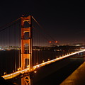 Golden Gate Bridge by Gene Sizemore
