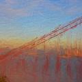 Golden Gate Bridge II by Francine Collier