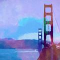 Golden Gate Bridge by Lutz Baar