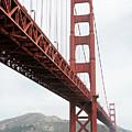 Golden Gate Bridge by Masha Batkova