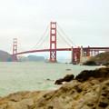 Golden Gate Bridge by Nancy Ingersoll