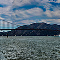 Golden Gate Bridge Panoramic by Tommy Anderson