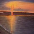 Golden Gate Bridge San Francisco by Ken Figurski