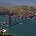 Golden Gate by Donna Blackhall