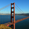 Golden Gate by Dragan Kudjerski