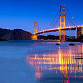 Golden Gate Dreams by Garland Johnson