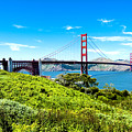 Golden Gate by Greg Fortier