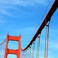 Golden Gate II by Mg Blackstock