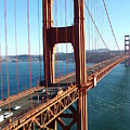 Golden Gate by John Loyd Rushing