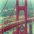 Golden Gate Portrait by Laura Macky
