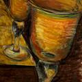 Golden Glasses by Susan Jenkins
