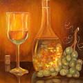 Golden Glow by Susan Dehlinger