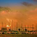 Golden Hour by Jim Allen
