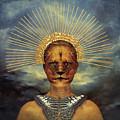 Golden Jungle Queen by Cactus Sun Studio